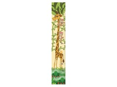 Jungle Girl Growth Chart