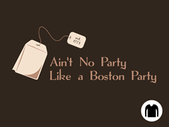 Ain't No Party Like A Boston Party LS