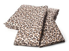 MicroFlannel Queen Set - Leopard
