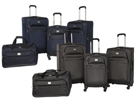 4-Piece Dockers Softside Luggage Set (Your Choice)