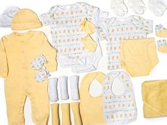 Kyle & Deena 22-Piece Layette Gift Set