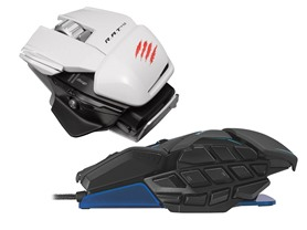 Mad Catz Wired & Wireless Gaming Mice