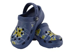 Blue Fish Clog