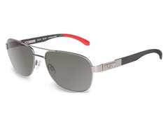 Vasco Polarized Sunglasses, Silver