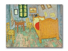 Van Gogh Van Gogh's Bedroom at Arles (2 Sizes)