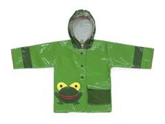 Frog Raincoat (2T-6X)