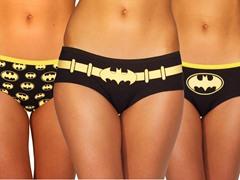 Batgirl 3-Pack Glow Panties