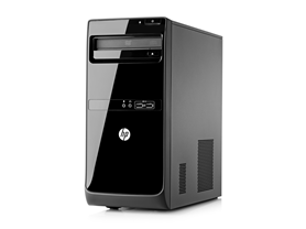 HP 200-G1 Intel Quad-Core Tower Desktop