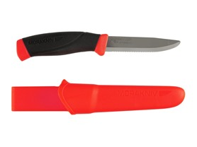 Morakniv Companion Serrated Rescue Knife