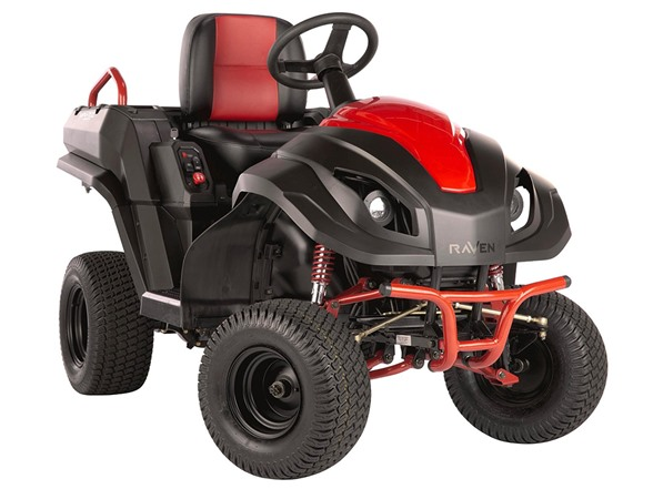 Lawn Tractor Generator : Raven mpv in lawnmower generator atv