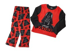 Darth Vader 2-Piece Fleece Set (4-10)