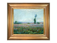Monet - The Fields of Poppies