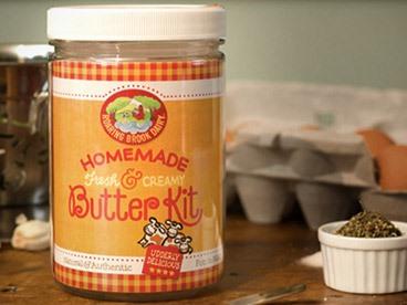 Roaring Brook Fresh Butter Kits
