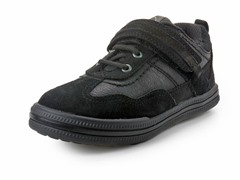 Umi Terran Leather/Suede - Black (31)