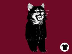 L'Homme à L'Intérieur du Chat