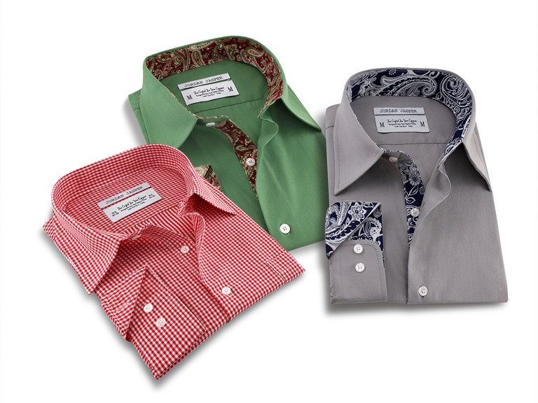 Jordan Jasper Men's Dress Shirts