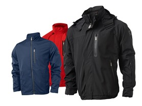 T-Tech by Tumi Pack-A-Way Jackets
