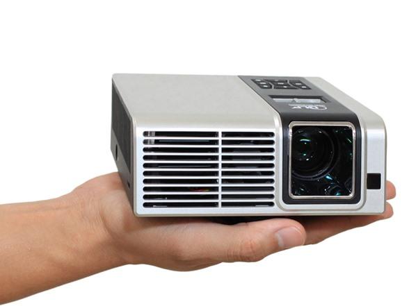 250 lumen svga led micro projector for Micro projector screen