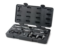 11-Piece Ratcheting Tap & Die Master Set