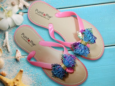 Puntapie Ladies Sandals