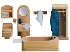 Bathtime & Bubbles Bathroom Set