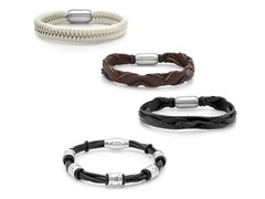 Genuine Leather Bracelets - Your Choice