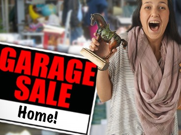 The Home.Woot Garage Sale