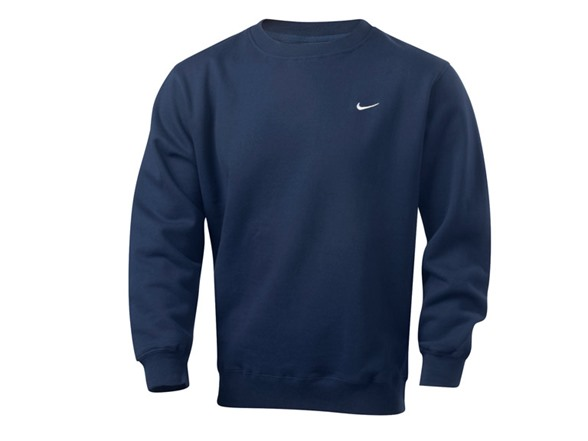 Nike Crew Neck Sweatshirt (Large) - Sports & Outdoors