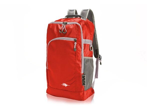 Stowaway Backpack Persimmon