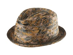 Bailey For Hollywood Aldrich Hat, Cork