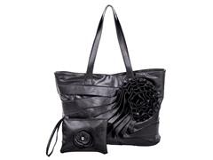 Parinda JUNE Handbag, Black