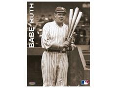 """Babe Ruth 4"""" x 6"""""""