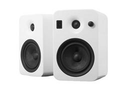 YUMI Speakers w/Bluetooth - Gloss White