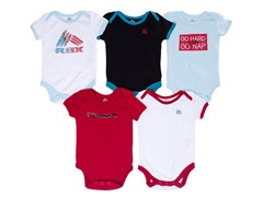 RBX 5-Pack Bodysuit (3-6M)