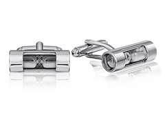 SD Man Hour Glass Cufflinks