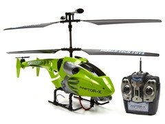 RC 3.5ch Outdoor Gyro Raptor Helicopter