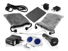 10-in-1 Universal MP3 Accessory Kit