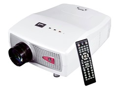 1800 Lumen SVGA Home Theater Projector