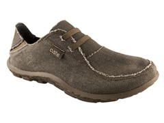Men's Slipper Mocc - Brown