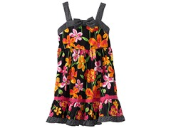 Sleeveless Floral Sundress (Sizes 4-6X)