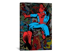 Spider-Man Covers Collage