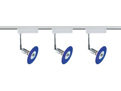 3-Light 4-Foot Low Voltage, Blue