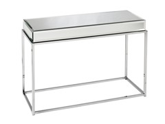 Dana Mirrored Console Table