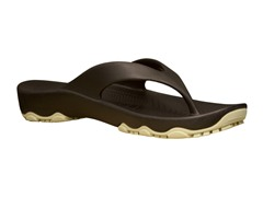 Youth Destination Flip Flop - Brown/Tan