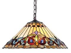 Ambrose Victorian 2-Light Pendant