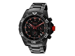 Racer Chronograph, Black / Red