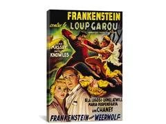 Frankenstein Meets Wolfman