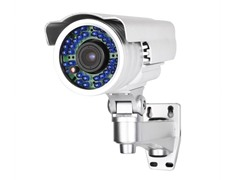 Vari-focal Weatherproof Security Camera