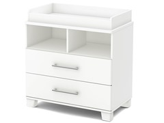 Cuddly Changing Table, Pure White