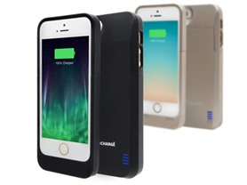 LifeCHARGE iPhone 5/5s/5c Battery Cases
